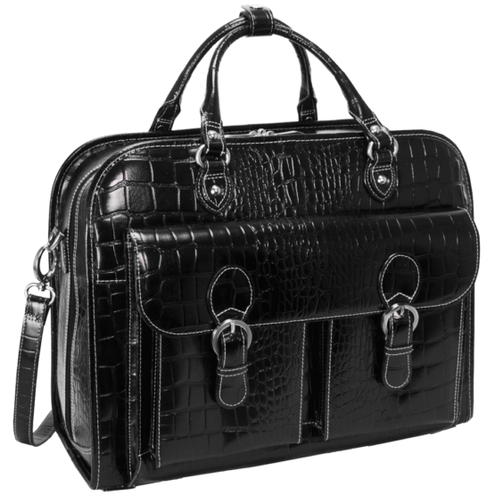 Laptop trolley Siamod San Martino (zwart)