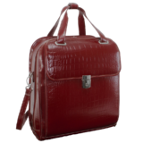 Laptop trolley Siamod Novembre (rood)