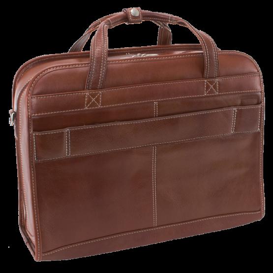 Laptop trolley Siamod carugetto (bruin)