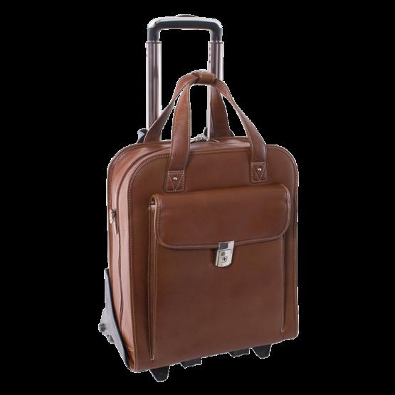 Laptop trolley Siamod Pastenello (bruin)