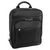 Laptop trolley McKlein USA Wicker Park (zwart)