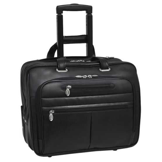 Laptop trolley McKlein USA Wrightwood (zwart)