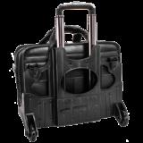 Laptop trolley McKleinUSA Roosevelt (zwart)