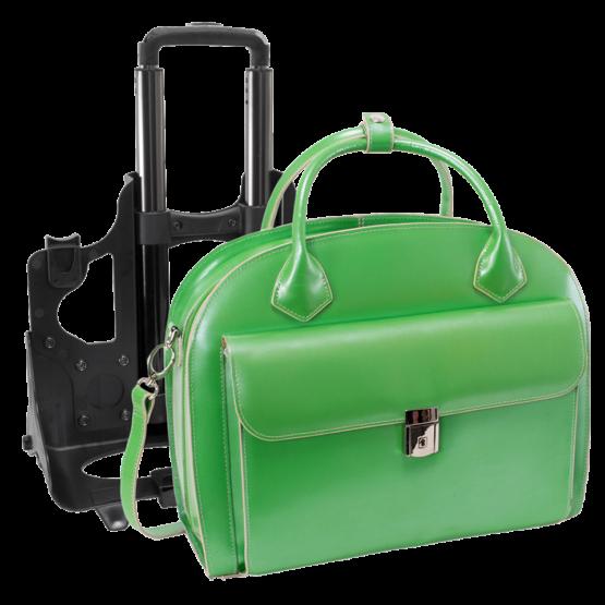 Laptop trolley McKleinUSA Glen Ellyn (groen)