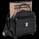 Laptop trolley McKleinUSA Glen Ellyn (zwart)