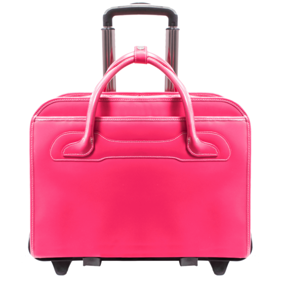 Laptop trolley McKleinUSA Willowbrook (fuchsia)