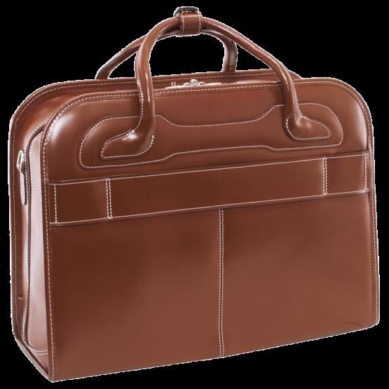 Laptop trolley McKleinUSA Willowbrook (bruin)