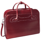 Laptop trolley McKleinUSA Willowbrook (rood)
