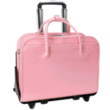 Laptop trolley McKleinUSA Willowbrook (roze)