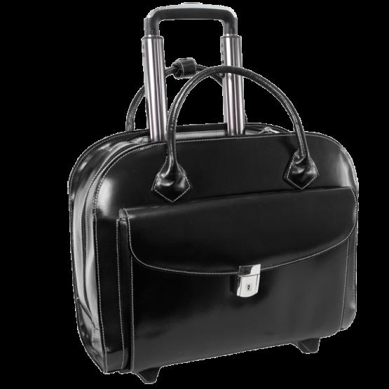 Laptop trolley McKleinUSA Granville (zwart)