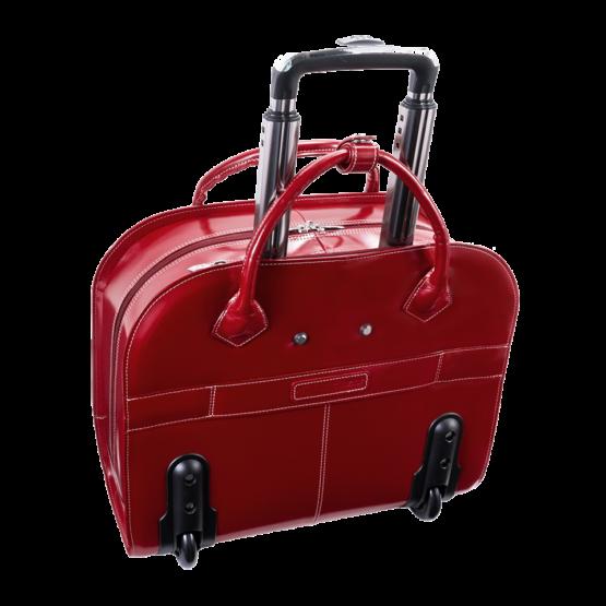 Laptop trolley McKleinUSA Granville (rood)