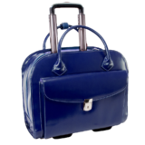 Laptop trolley McKleinUSA Granville (navy)