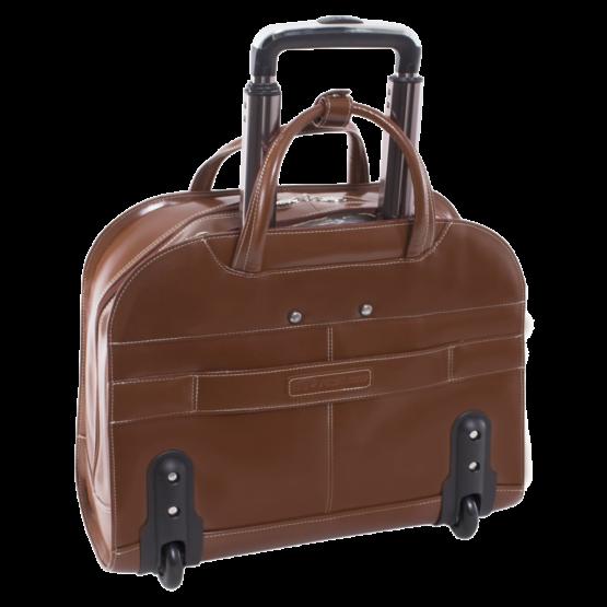 Laptop trolley McKleinUSA Davis (bruin)