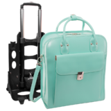 Laptop trolley McKleinUSA La Grange (mint)