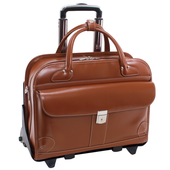 Laptop trolley McKleinUSA Lakewood (bruin)