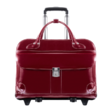 Laptop trolley McKleinUSA Lakewood (rood)