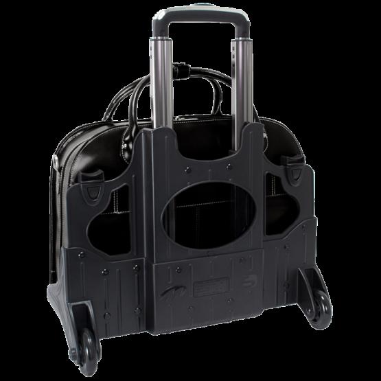 Laptop trolley McKleinUSA Roseville (zwart)