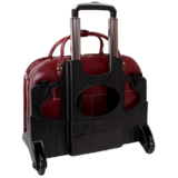 Laptop trolley McKleinUSA Roseville (rood)