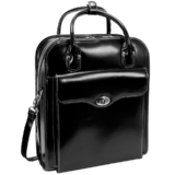 Laptop trolley McKleinUSA Melrose (zwart)