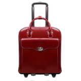 Laptop trolley McKleinUSA Melrose (rood)