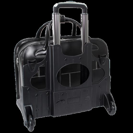 Laptop trolley McKleinUSA Berkely (zwart)